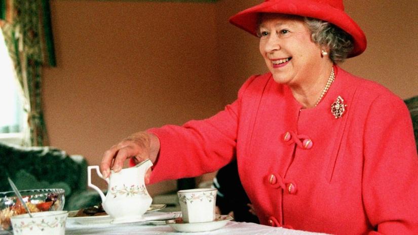 """Do you have tea with the Queen?"""